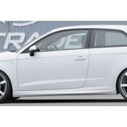 Dokładki progów Audi A3 8V