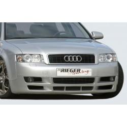Dokładka przedniego zderzaka Audi A4 B6
