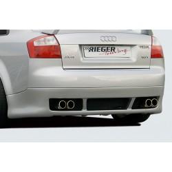 Dokładka tylnego zderzaka Audi A4 B6
