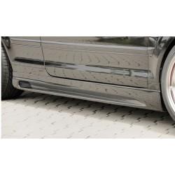 Dokładki progów Carbon Look Audi A4 8H
