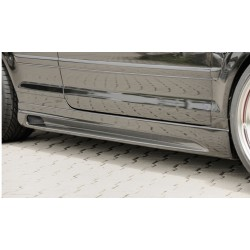 Dokładki progów Audi A4 8H