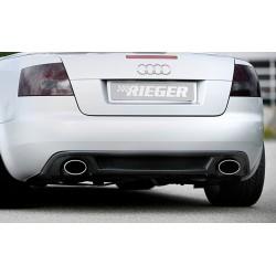 Dokładka tylnego zderzaka Audi A4 8H
