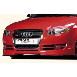 Dokładka przedniego zderzaka Audi A4 B7