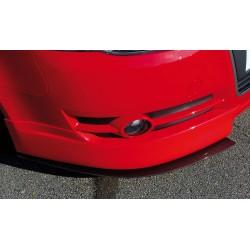 Hokej dokładki przedniego zderzaka Audi A4 B7