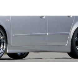 Dokładki progów Audi A4 B7