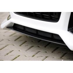 Hokej przedniego zderzaka Audi A4 B8