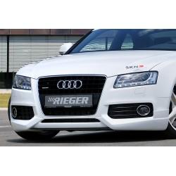 Dokładka przedniego zderzaka Audi A5 B8 S-Line