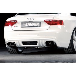Dokładka tylnego zderzaka Audi A5 B8 Sportback