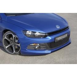 Dokładka przedniego zderzaka Volkswagen Scirocco 3