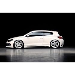 Dokładki progów Carbon Look Volkswagen Scirocco 3