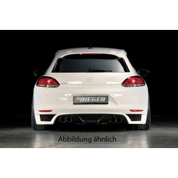 Dokładka tylnego zderzaka Volkswagen Scirocco 3