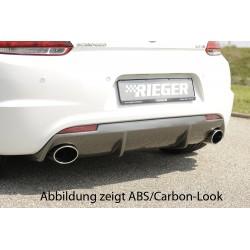 Dyfuzor tylnego zderzaka Volkswagen Scirocco 3