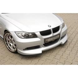 Dokładka przedniego zderzaka BMW E90