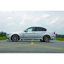 Dokładki progów BMW E90