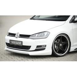 Dokładka przedniego zderzaka Volkswagen Golf 7