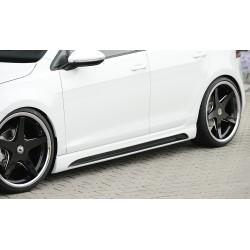 Dokładki progów Carbon Look Volkswagen Golf 7