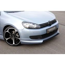Dokładka przedniego zderzaka Volkswagen Golf 6