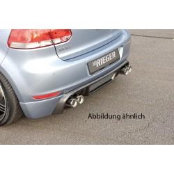Dokładka tylnego zderzaka Volkswagen Golf 6