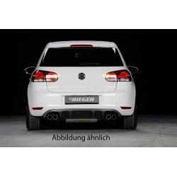 Dyfuzor tylnego zderzaka Volkswagen Golf 6