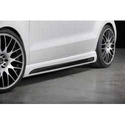 Dokładki progów Volkswagen Polo 5 6R