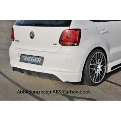 Dyfuzor tylnego zderzaka Volkswagen Polo 5 6R