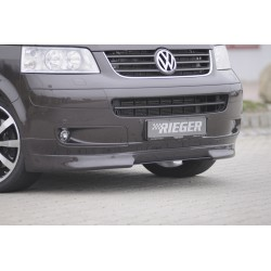 Dokładka przedniego zderzaka Volkswagen T5 Multivan Caravelle