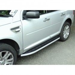 Stopnie boczne Land Rover Freelander 2 OE Style