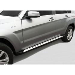 Stopnie boczne Mercedes GLK OE Style