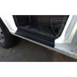 Nakładki progowe ABS Peugeot Boxer 2