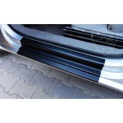 Nakładki progowe ABS Volkswagen Caddy IV 2015+