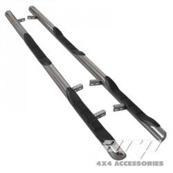 Orurowanie ze stopnami BB005 - Mercedes Vito W447 Extra- Long 4 stopnie