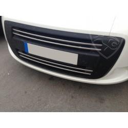 Listwy atrapy przedniego zderzaka Fiat Fiorino Qubo