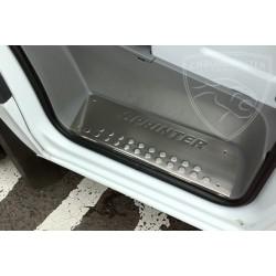 Nakładki progowe tłoczone Mercedes Sprinter W906 2DR