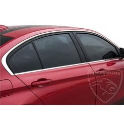 Listwy wokół szyb bocznych BMW 3 F30