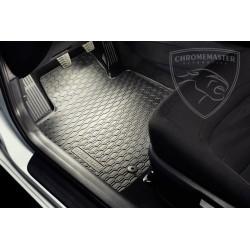Dywaniki gumowe Czarne Geyer Volkswagen Caddy 3