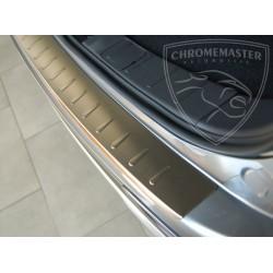 Nakładka tłoczona z zagięciem na zderzak Audi A4 B8 Kombi
