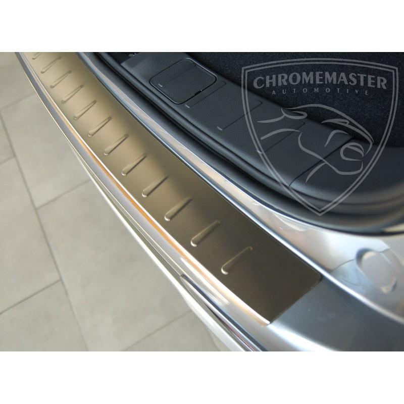 Nakładka tłoczona z zagięciem na zderzak Chevrolet Cruze FL
