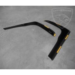 Owiewki szyb bocznych Opel Vivaro 2014+