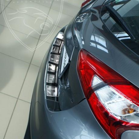 Listwa na zderzak Poler Volkswagen Passat B8 New Age