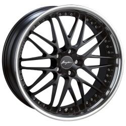Felgi Breyton Spirit R Black Matt BMW X5 F15