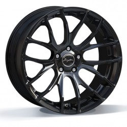 Felgi Breyton Race GTS Black Glossy BMW X4 F26