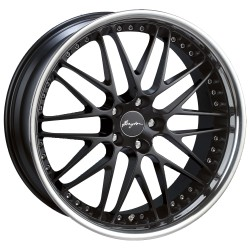 Felgi Breyton Spirit 2 Black Matt BMW 5 F10 F11