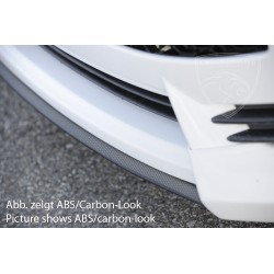 Hokej dokładki przedniego zderzaka Carbon-Look Ford Focus 3 ST