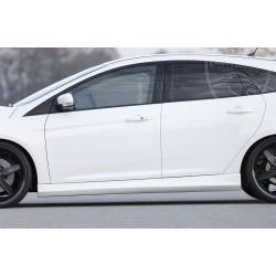 Dokładki progów Ford Focus 3