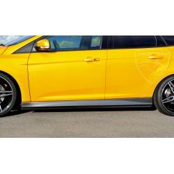 Dokładki progów Carbon-Look Ford Focus 3