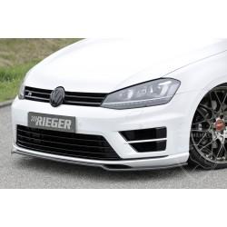 Dokładka przedniego zderzaka Carbon Volkswagen Golf 7 R-Line