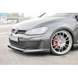 Dokładka przedniego zderzaka Volkswagen Golf 7 GTD GTI
