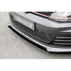 Hokej dokładki przedniego zderzaka Volkswagen Golf 7 GTD GTI