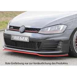 Hokej przedniego zderzaka Volkswagen Golf 7 GTD GTI