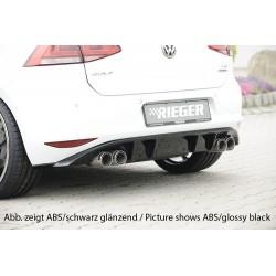 Dokładka tylnego zderzaka Volkswagen Golf 7 GTI